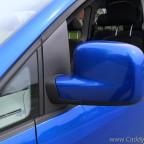 Der Doppeltuner-Radio hat eine UKW-Antenne im linken- und eine im rechten Spiegel zur Verfügung. Auch GPS-Antenne und Schlüsselfunk sind darin untergebracht. DAB+ hab ich nicht, wäre Rechts integriert. 'Elegante Lösung :-)