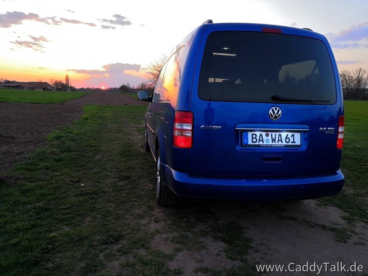 Ich hoffe, dass ich den Wagen möglichst lange halten kann. 'Ist halt einfach mein Traum-Auto. Merkt man das ?  ;-)