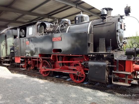 Dampf-Lokomotive HC 5 vom Typ B350